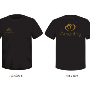 T-shirt Àmanthy Uomo taglia