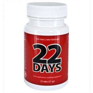 Capsule per estensione del pene 22 days