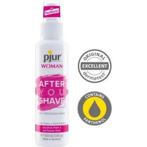 Spray lenitivo post depilazione